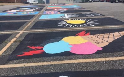 """Senior """"Paint Your Spot"""" is Friday"""